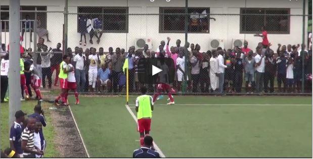 Video: Watch Goals As WAFA Thumped Hearts of Oak 5-0