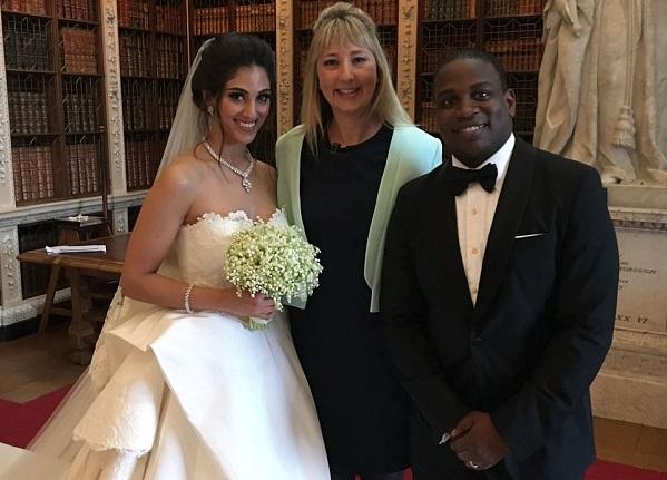 Billionaire's son in lavish £5million wedding