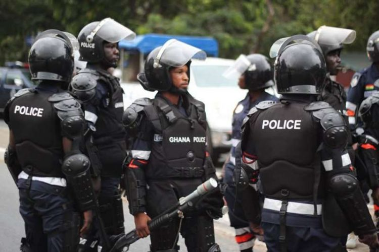 Police officer shot by suspected robbers in Ashanti Region