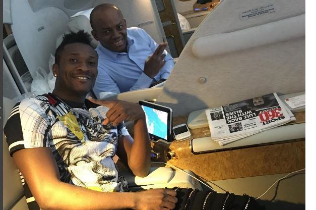Asamoah Gyan discloses spending ₵5 million on charity