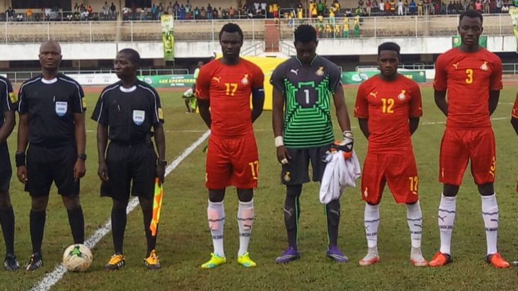 Black Stars 'B' beat Togo in Lome