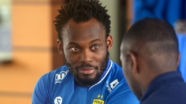 Persib Bandung to terminate contract of either Michael Essien or Cole