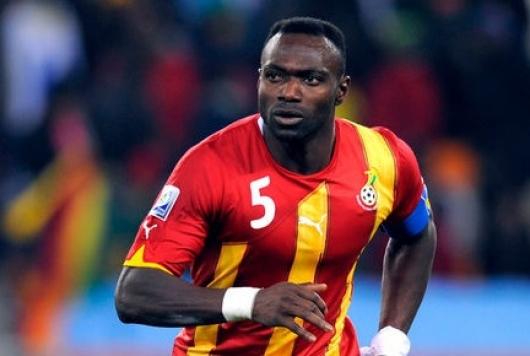 Ex Black Stars Captain John Mensah Seeks Black Stars Return