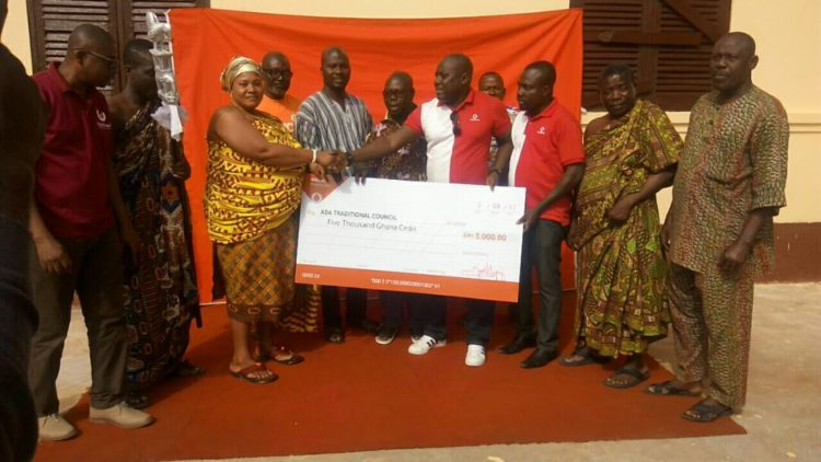 Vodafone enforces commitment to Ghana's heritage