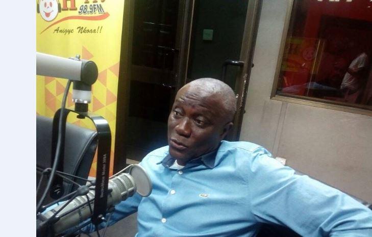 The feud between Kwesi Nyantakyi and George Afriyie was set to happen- Ex GHALCA boss
