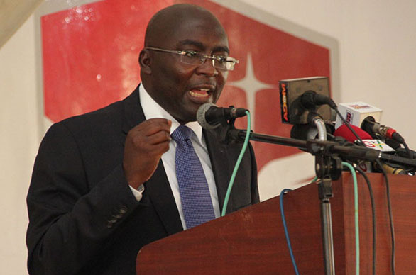 It'll be difficult for Bawumia to become NPP flagbearer- Political Scientist