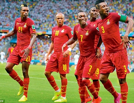 Black Stars players land in Ghana ahead of crunch World Cup qualifier on Friday