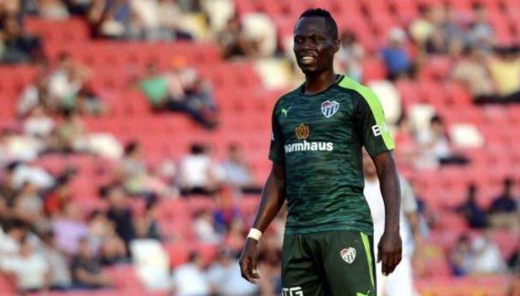 Agyemang-Badu suffers injury on Bursaspor debut