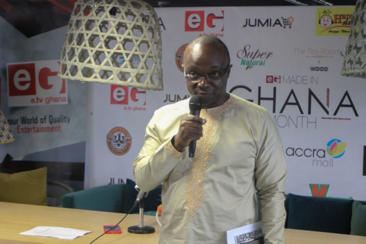 e.TV Ghana Launches Made in Ghana Month
