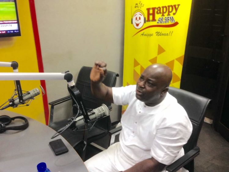 We want to make Ghanaians billionaires: Free Zones Boss