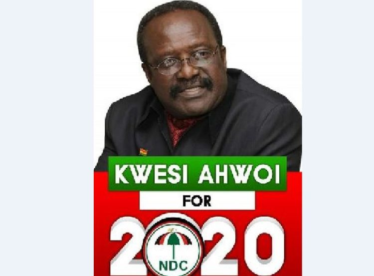 Kwesi Ahwoi to contest for NDC flag-bearer position?