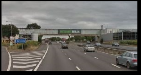 Several dead in M1 accident