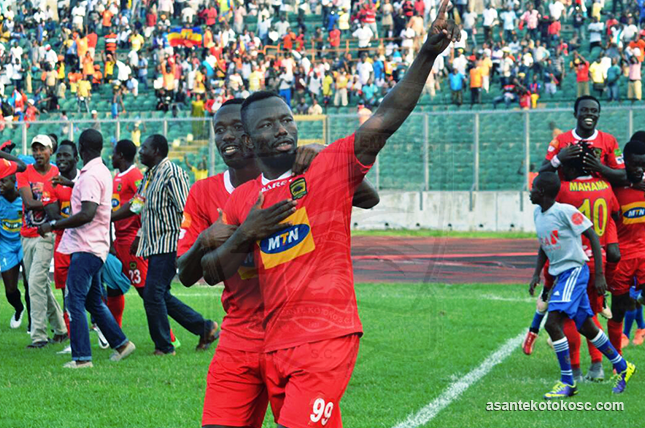Kotoko linchpin Saddick Adams wants players to exchange jerseys with Hearts after Sunday's Super Clash