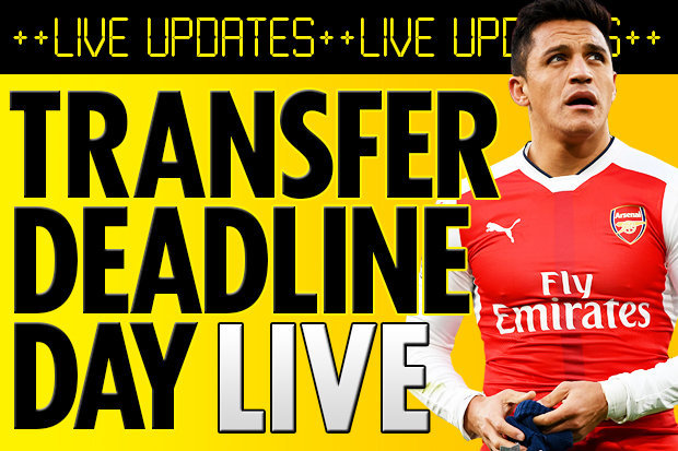 Transfer news LIVE: Latest deadline day deals including Arsenal, Chelsea, Liverpool and Manchester United
