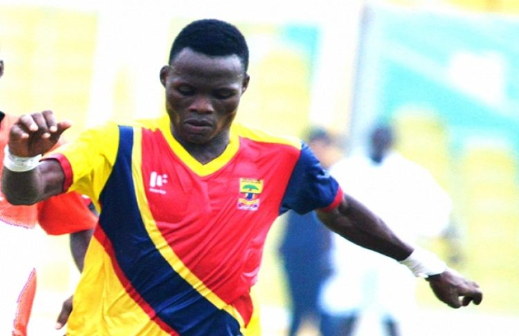 Samudeen Ibrahim excited with new found form
