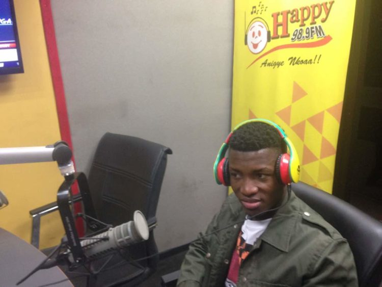 I felt cheated for not being nominated for Artiste of the Year- Kofi Kinaata