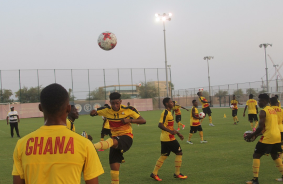 Ghna U-17 Play UAE U-18 Today Ahead of World Cup