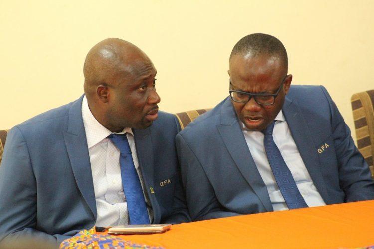 I'm not responsible for George Afriyie feud- Kwesi Nyantakyi