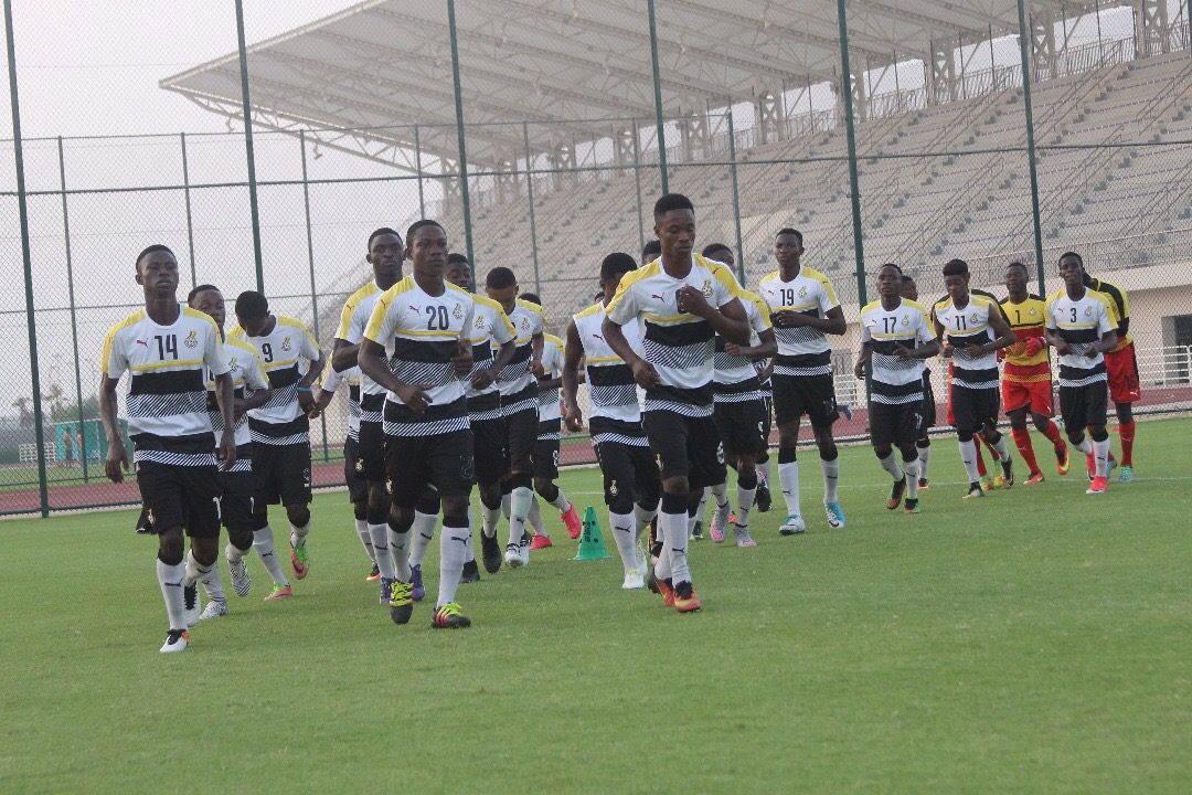 Black Starlets Play African Champs Mali In Friendly Today