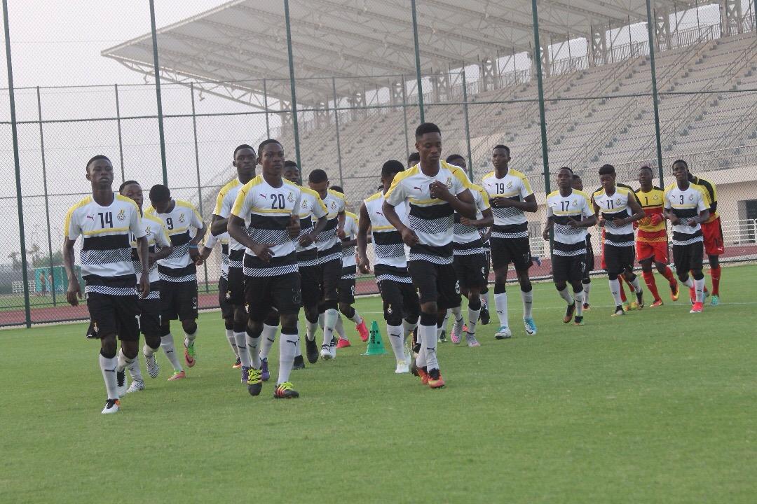 Paa Kwesi Fabin Names Final Squad For U-17 World Cup