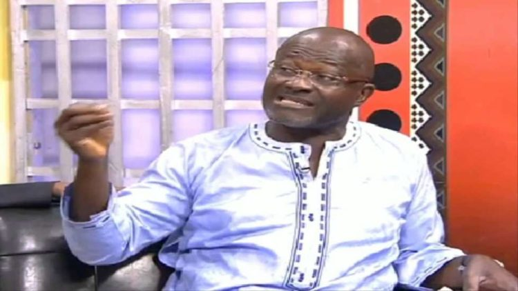 Kennedy Agyepong leaks names of NDC gurus to face prosecution