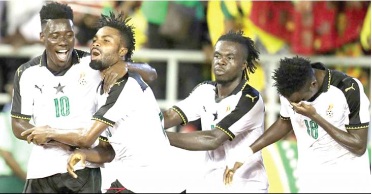 Black Stars B seek Nigeria Scalp In Crunch Final Clash Today