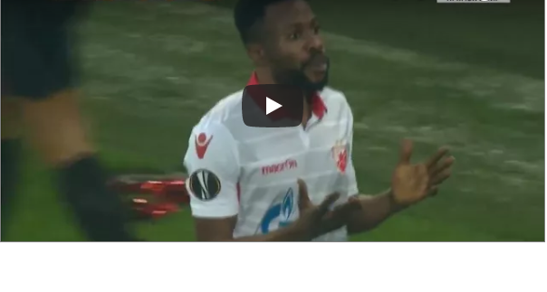VIDEO: Richmond Boakye Yiadom Scores Stunning Goal In EUROPA