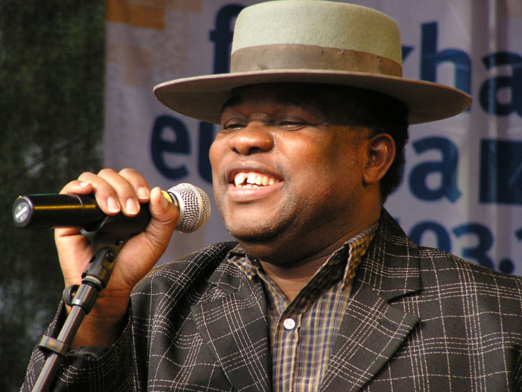 Accra City Hotel hosts Kanda Bongo Man for African Legends Night