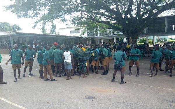 Free SHS: Prempeh Colege Sack 51 Students