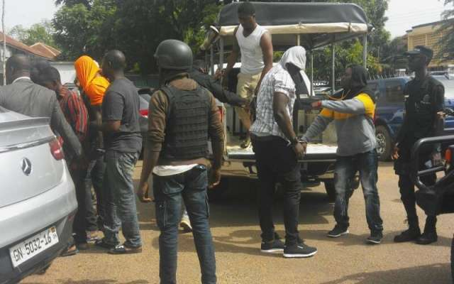 Delta 13 rearrested; now charged for only rioting