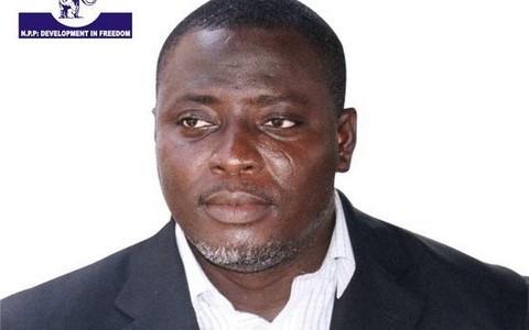 NPP Executive Deserts Party Office-Omari Wadie