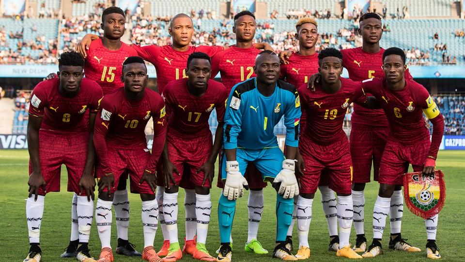 Ghana Face Familiar Foes Mali In World Cup U17 Quarterfinals
