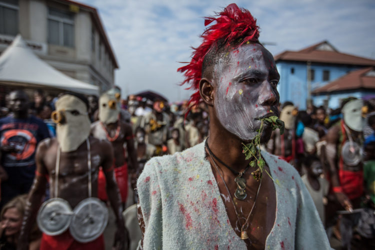 Tema holds 4th edition of Black Art Street Festival
