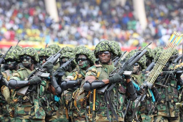 Ghanaian soldiers in Lebanon accused of sexual misconduct