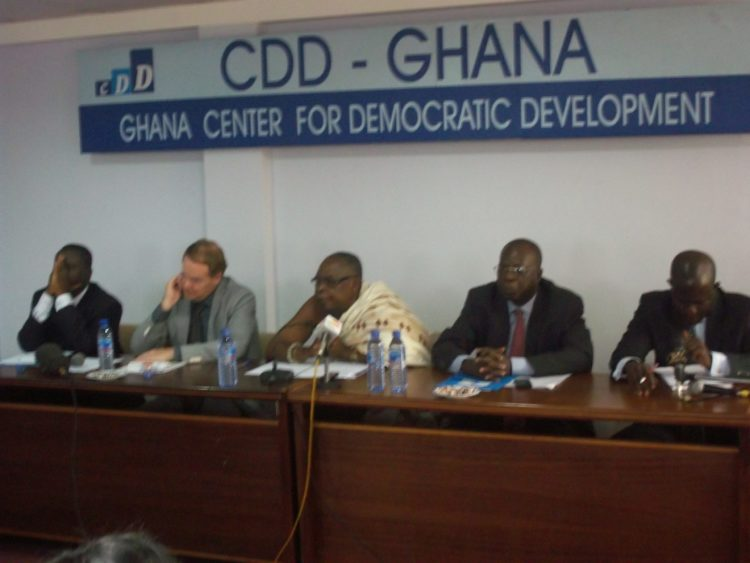 CDD builds capacity of women for assembly positions