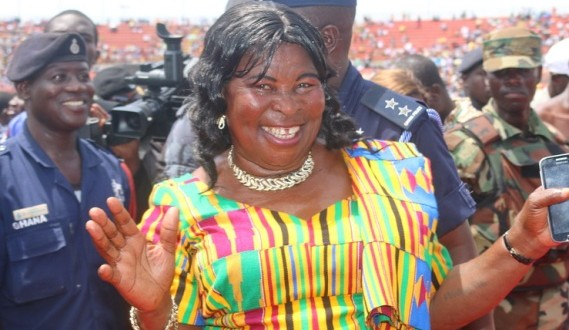 Akua Donkor arrested for alleged fraud by the Police
