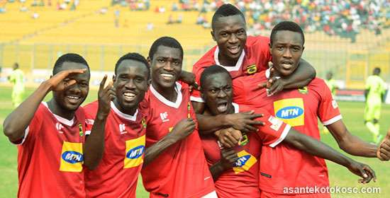 Kotoko to represent Ghana in CAF Confederation Cup