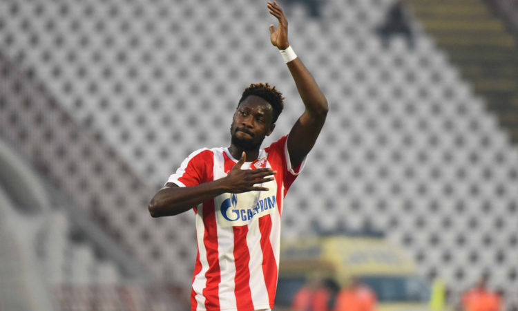 Chelsea Scouts To Watch Richmond Boakye-Yiadom In Europe League Match Today