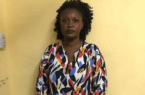 Police arrest notorious female fraudster