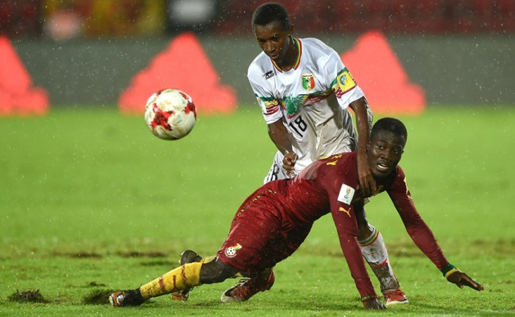 Ghana Crush Out Of U-17 World Cup After Defeat To Mali