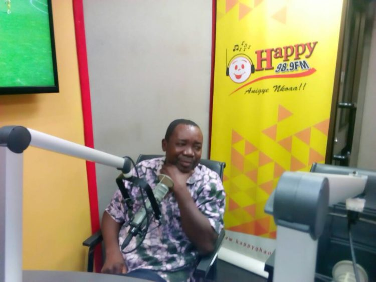 NDC's claims on ISIS is laughable- Asamoah Gyemfi