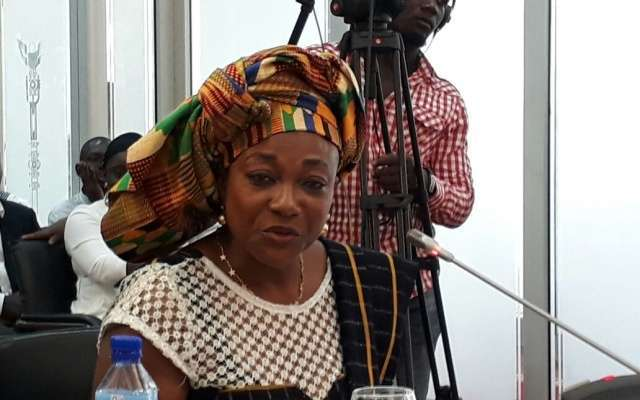 Otiko visits family of defiled four-year-old girl and promises justice