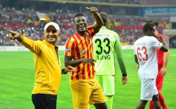 "Asamoah Gyan expresses relief after netting first Turkish Super Lig goal- ""Lord I thank You"""