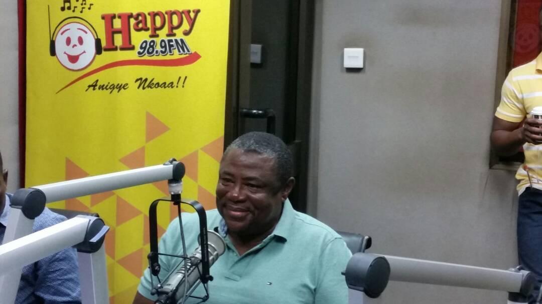 I've not regretted coaching the Black Starlets- Paa Kwesi Fabin