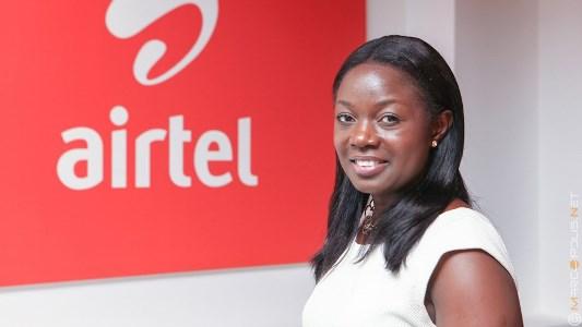 Lucy Quist leaves Airtel Ghana