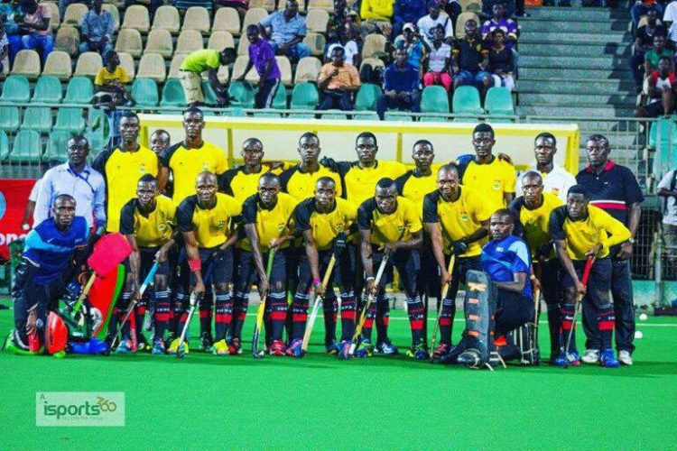 Black Sticks Name Final Squad For Hockey AFCON