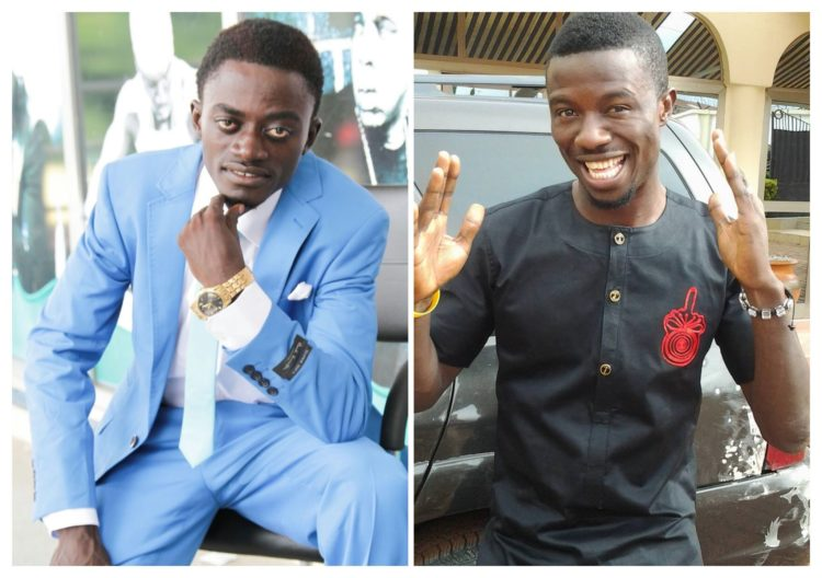 Kwadwo Nkansah and Kwaku Manu finally smoke the peace pipe