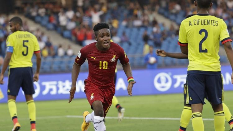Ghana U17 World Cup: Ghana forward Ibrahim Sadiq suspended for Round 16 clash