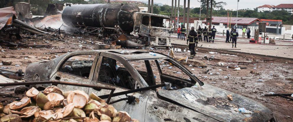 Blame state agencies for sporadic gas explosions-AFAG
