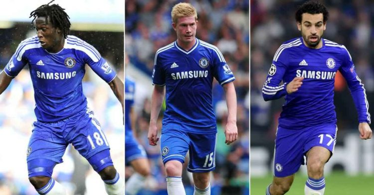Chelsea sold XI from 2014: Things could have been very different for The Blues